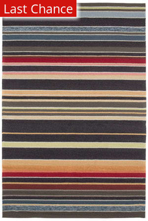 Jaipur Living Colours I-O Raise the Bar CO03 Deep Charcoal Outlet Area Rug
