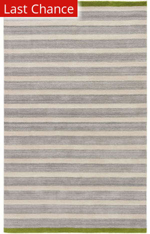 Jaipur Living Astor By Kate Spade New York Mariner Stripe Akn17 Gray Area Rug