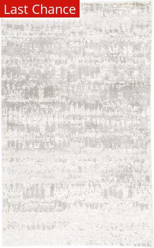 Rugstudio Sample Sale 146447R Pelican - Neutral Gray Area Rug