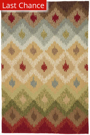 Rugstudio Sample Sale 61950RR Beige/Beige Outlet Area Rug