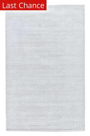 Rugstudio Sample Sale 69931R Light Gray - Silver Gray Area Rug
