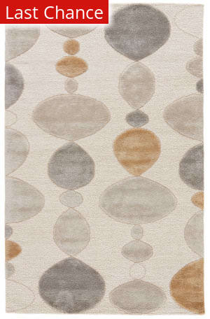 Rugstudio Sample Sale 102813R White Area Rug