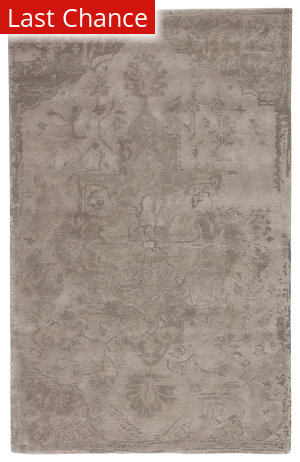 Rugstudio Sample Sale 186041R Taupe - Gray Area Rug
