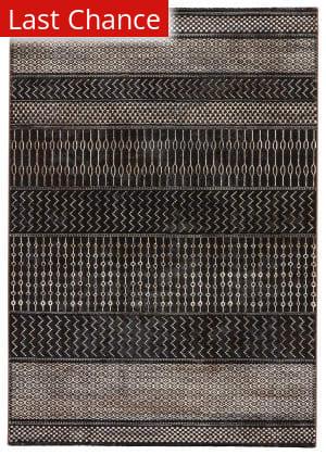 Rugstudio Sample Sale 169772R Phantom - Silver Lining Area Rug