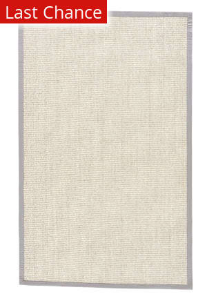 Rugstudio Sample Sale 109897R Steel Gray - Rainy Day Area Rug