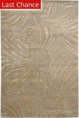 Jaipur Living Earth River s Swirl ER02 Fog Area Rug