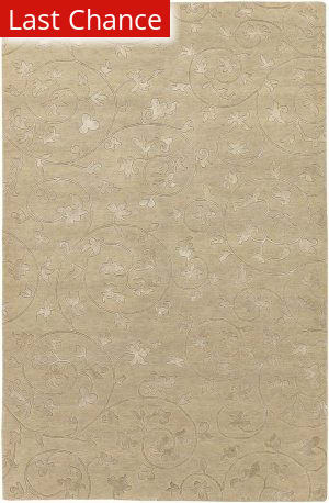 Rugstudio Sample Sale 53409R White Ice Area Rug