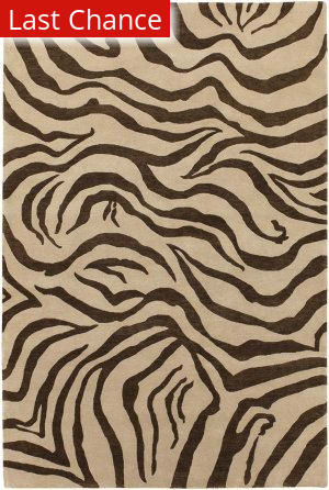 Jaipur Living J2 Kalaiya J227 White Ice/Dark Brown Area Rug