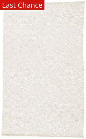 Rugstudio Sample Sale 186098R White - Light Gray Area Rug