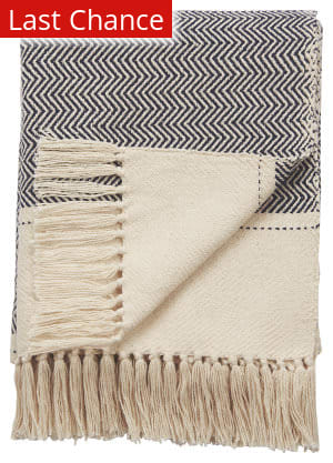 Rugstudio Sample Sale 169935R White Swan - Black Iris Area Rug
