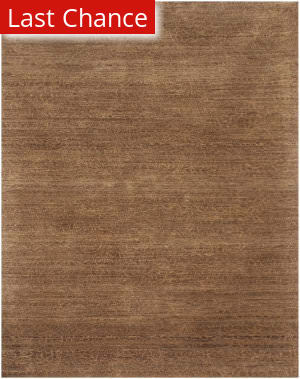 Rugstudio Sample Sale 63681R Nutmeg Area Rug