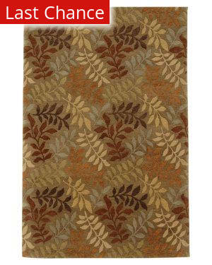 Jaipur Living Namaste Walkway NM05 Gray Brown Area Rug