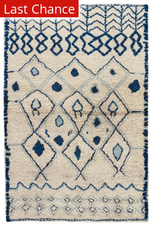 Rugstudio Sample Sale 170010R Fog - Tourmaline Area Rug