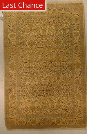 J. Aziz Haj Jalili V-1706 Ivory Area Rug