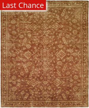 Rugstudio Sample Sale 126406R Tumbleweed Tan Area Rug