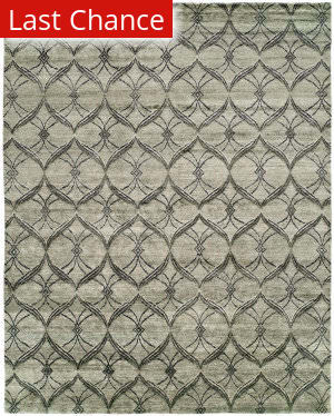 Rugstudio Sample Sale 126468R Pebble Grey Area Rug