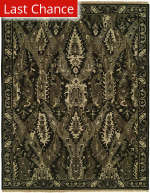 Rugstudio Sample Sale 126606R Onyx Area Rug