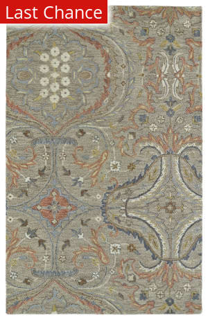 Rugstudio Sample Sale 128161R Taupe Area Rug