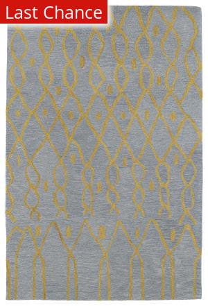 Rugstudio Sample Sale 100114R Light Blue Area Rug