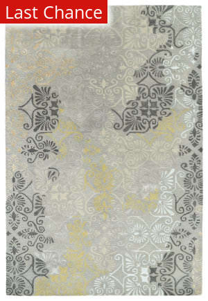 Rugstudio Sample Sale 153421R Grey Area Rug