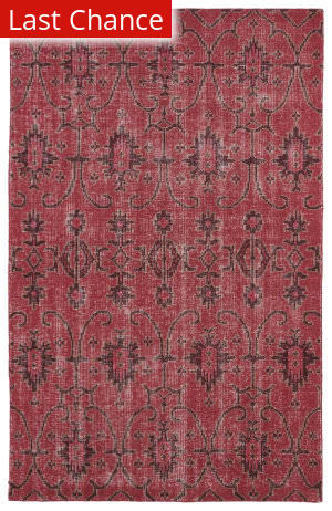 Rugstudio Sample Sale 105843R Red Area Rug