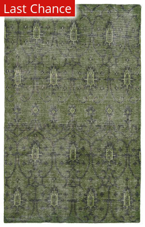 Rugstudio Sample Sale 105845R Green Area Rug