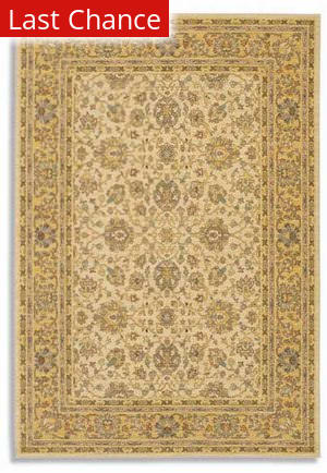 Rugstudio Famous Maker 38855 Maize Area Rug