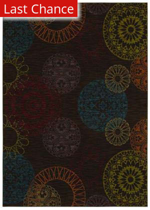 Karastan Iconoclast Pavilion Twilight 575-17004 Area Rug