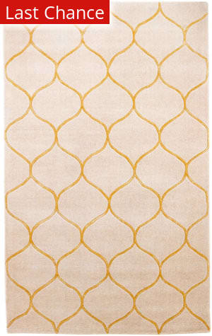 Rugstudio Sample Sale 42124R Ivory 3327 Area Rug