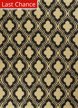 Rugstudio Sample Sale 89056R Black Area Rug