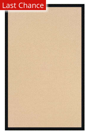 Linon Athena At0121 Natural / Black Area Rug