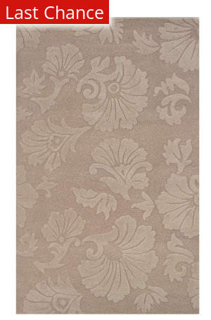 Linon Ashton Slsg50 Taupe - Cream Area Rug