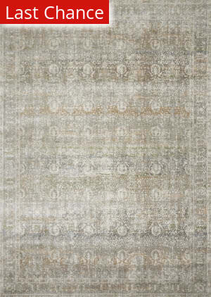Rugstudio Sample Sale 192340R Grey - Multi Area Rug