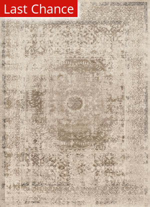 Rugstudio Sample Sale 146343R Taupe - Sand Area Rug