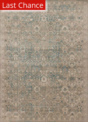 Rugstudio Sample Sale 146347R Bluestone Area Rug