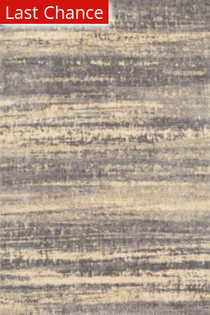 Rugstudio Sample Sale 113403R Grey / Gold Area Rug