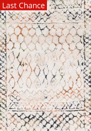 Rugstudio Sample Sale 146371R Ivory - Jade Area Rug