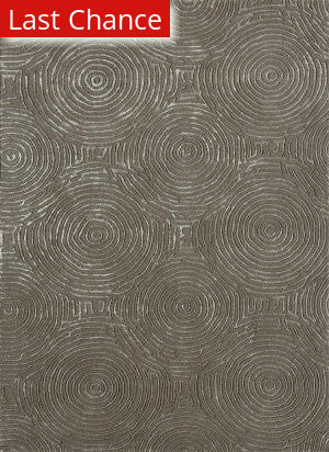 Rugstudio Sample Sale 54011R Taupe Area Rug