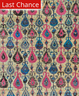 Rugstudio Sample Sale 102528R Fiesta Area Rug