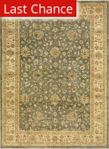 Rugstudio Sample Sale 37873R Smoke-Beige Area Rug