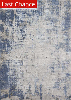 Rugstudio Sample Sale 181640R Denim - Grey Area Rug