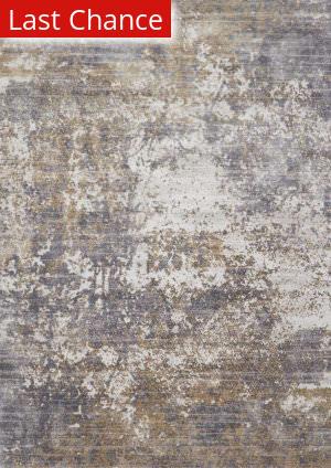 Rugstudio Sample Sale 181642R Granite - Stone Area Rug