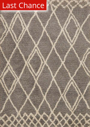 Rugstudio Sample Sale 158174R Granite - Sand Area Rug