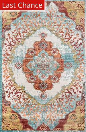Rugstudio Sample Sale 171657R Ivory Area Rug