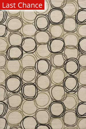 Rugstudio Sample Sale 45643R Ivory Area Rug