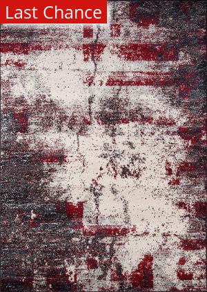 Rugstudio Sample Sale 161396R Grey Area Rug