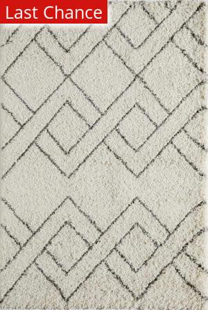 Rugstudio Sample Sale 161437R Ivory Area Rug
