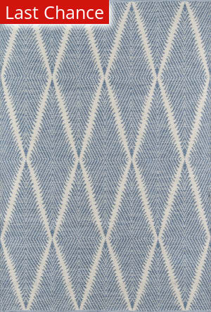 Rugstudio Sample Sale 189226R Denim Area Rug