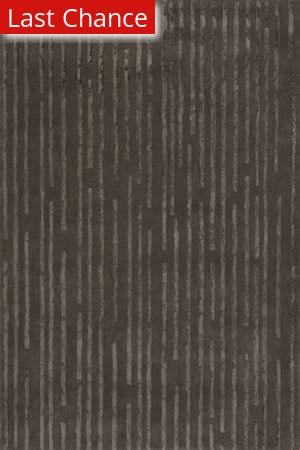 Rugstudio Sample Sale 46079R Charcoal Area Rug