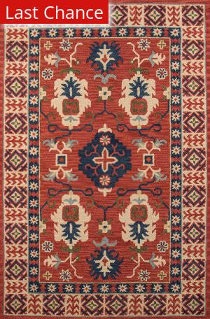 Rugstudio Sample Sale 161694R Red Area Rug